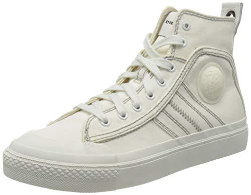 Diesel Herren S-astico Mid Lace Sneaker, Weiß (Star White T1015-Pr012), 42 EU