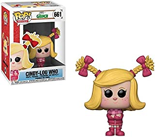 Cindy-Lou Who 661 Pop Funko The Grinch
