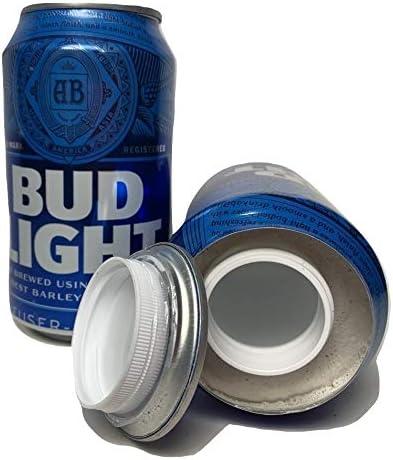 Fake Bud Light Beer Superior Safe Secret Diversion Award-winning store Compatible Stash Safes