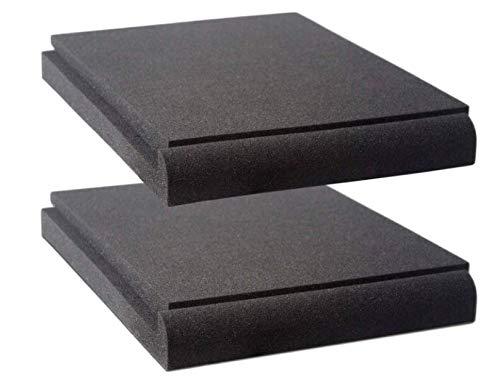 YGM Acoustic Foams® Studio Monitor/Speaker Isolation Pads Medium   High-Density Acoustic Foams...
