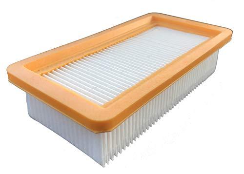 1x Filter geeignet für Kärcher - WD7000 / WD7100 / WD7200 / WD7300 / WD7500 / WD7700p / WD7800 ecoligic