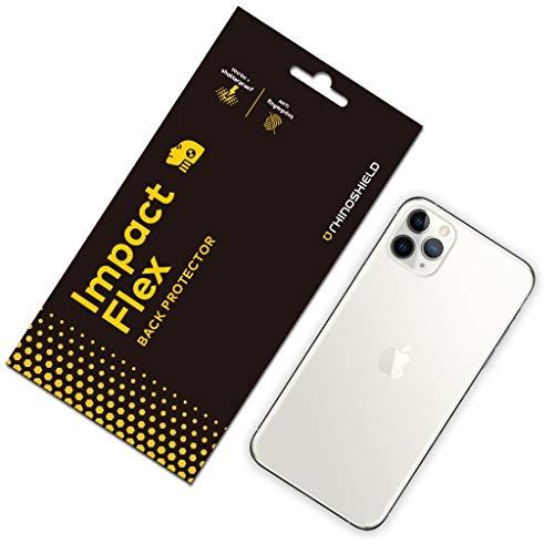RhinoShield Protection arrière Anti-Chocs compatible avec [iPhone 11 Pro] | Anti-Chocs Flex - Résistance maximale aux Chocs