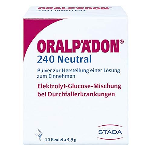 Oralp�don 240 Neutral Btl. Pulver, 10 St