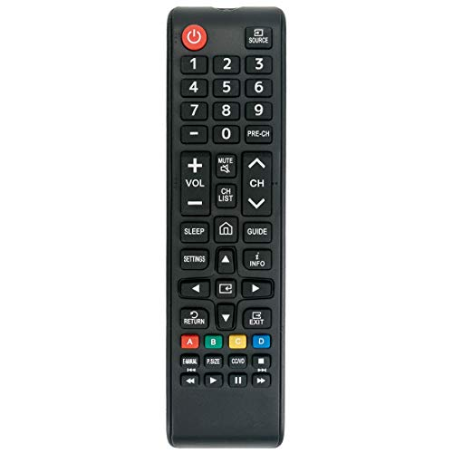Replacement Remote Applicable for Samsung TV...