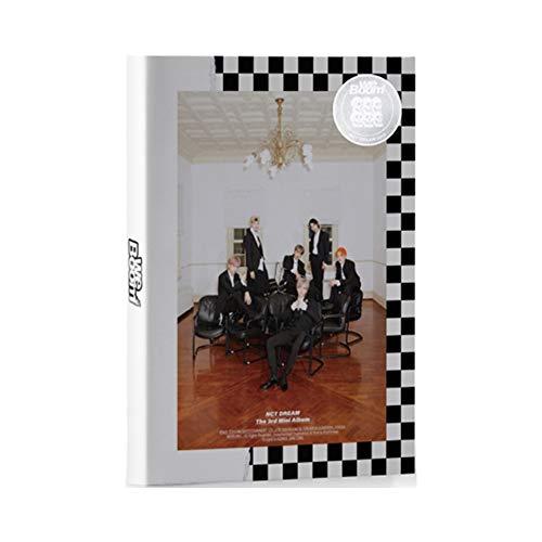NCT Dream 3rd Mini We Boom Álbum Reedición (We Version) CD+folleto+Boom Card+Photo...
