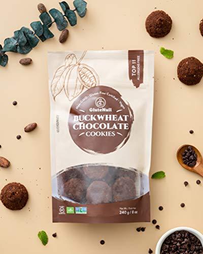 Glutenull, Cookie Buckwheat Chocolate, 320 Gram