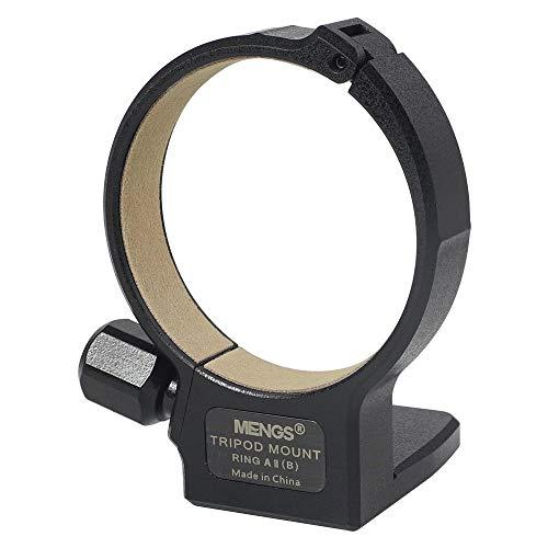 MENGS Stativgewinde Anlaufring A II (B) für Canon EF 70-200mm F/4L