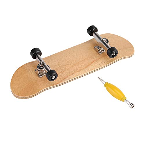 Fingerboards-1Pc Maple Wooden+Alloy...