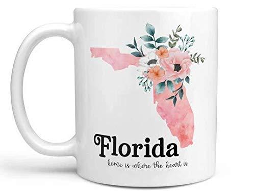 N\A Taza de café Florida Home
