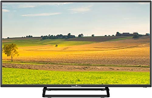 Smart Tech SMT40P28HV1U1B1 100cm (40 Zoll) LED Fernseher Smart TV (FHD, NETFLIX, YouTube, netrange, Browser) Schwarz [Modelljahr 2020]