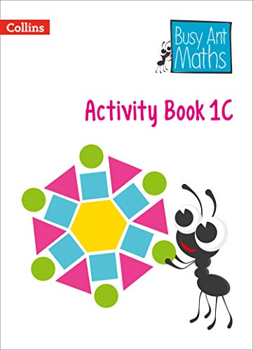 Year 1 Activity Book 1C (Busy Ant Maths) (English Edition)