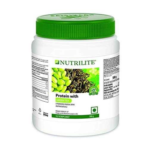 amway protein green tea - 2