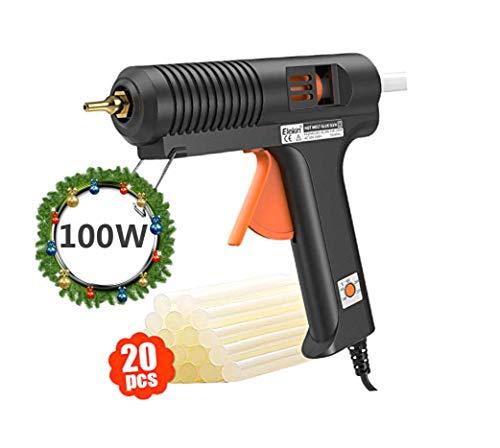 Pistolet à colle chaude Elekin Glue gun-100 W