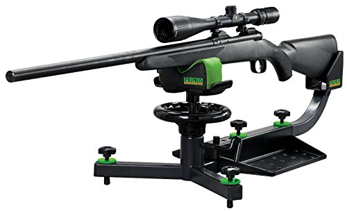 Rifle Shooting Rest DELUXE Tactical Stand ~ Adjustable Gun Stand Bench for Range Shooting, Scope...