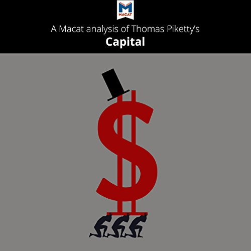 A Macat Analysis of Thomas Piketty's Capital in the Twenty-First Century Titelbild