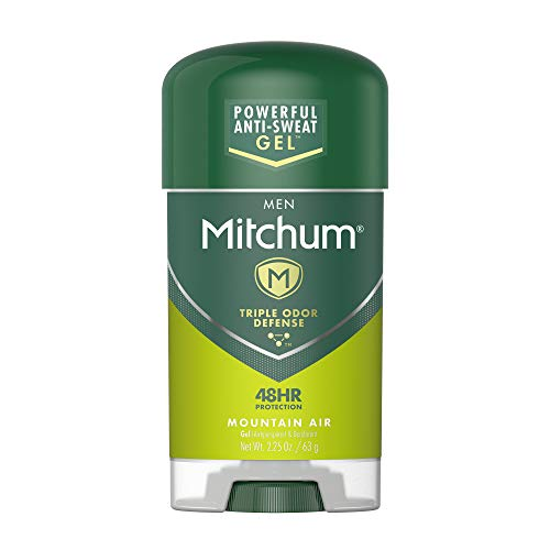 Mitchum Clear Gel Antiperspirant and Deodorant Mountain Air Scent 70 ML