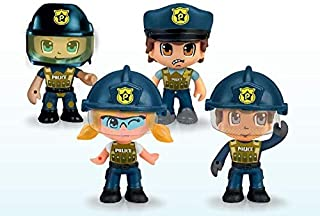 Pinypon Action Figura POLICIAS ESPECIALISTAS