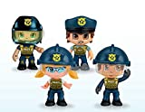 Pinypon Action Figura POLICIAS ESPECIALISTAS