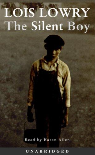 『The Silent Boy』のカバーアート