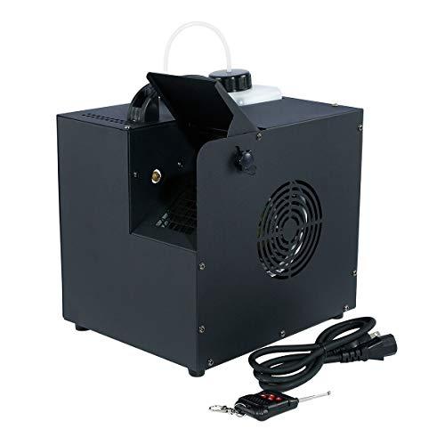 1500W Low Profile Hazer Club Stage Effect DMX512 Portable Haze Machine Theater