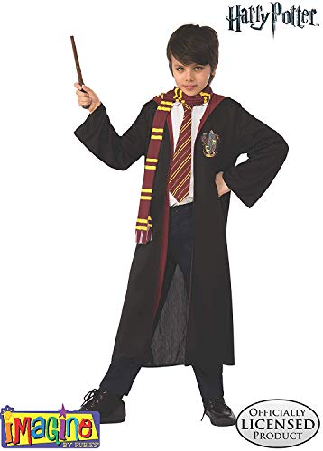 Rubies Disfraz Niño Harry Potter con Accesorios G35089: Amazon.es ...