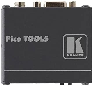 Kramer Electronics PT-110EDID Computer Graphics Video over Twisted Pair Transmitter with EDID