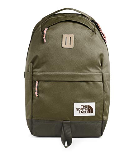 The North Face Classic Everyday Commuter Laptop Daypack, Burnt Olive Green/New Taupe Green, OS