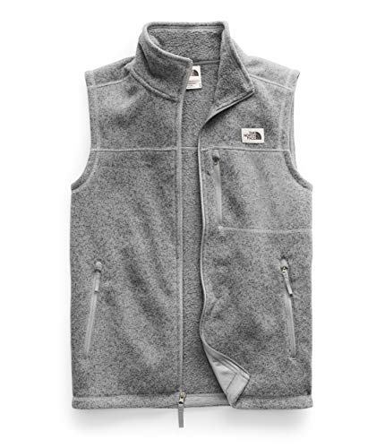 The North Face Men's Gordon Lyons Vest, TNF Medium Grey Heather, L