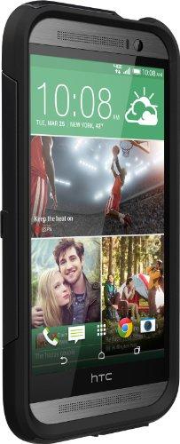 OtterBox Commuter Series Schutzhülle für HTC One M8 schwarz