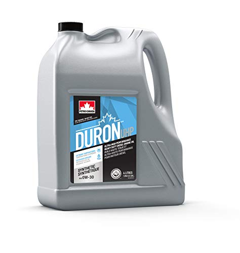 Petro Canada Duon UHP 0W-30 ultra high-performance dieselmotorolie, 4 l