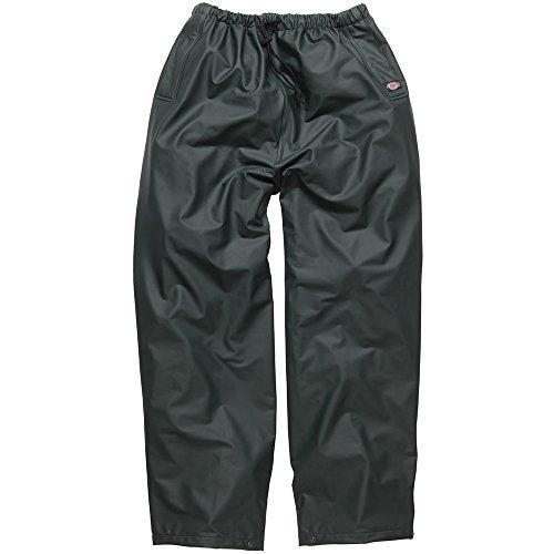 Dickies Raintite Regenhose grün GR S, WP51000