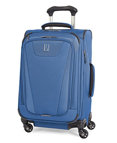 Find Bargain Travelpro Maxlite 4 Expandable 21 Inch Spinner Suitcase