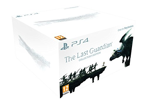 The Last Guardian - Collector's Limited [Importación Italiana]