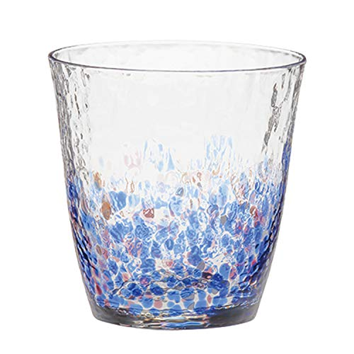 東洋佐々木ガラス ロックグラス 水の彩 オンザロック 空の彩 食洗機対応 日本製 300ml CN17709-D02