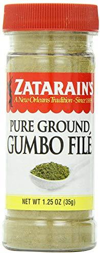 Zatarain's Gumbo File, 1.25 OZ (Pack of 2)