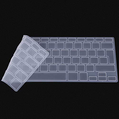 ProElife Premium-Displayschutzfolie, Ultra dünn, Soft-Touch-Tastatur Schutzhülle Keyboard für Magic Tastatur Bluetooth Wireless mla22l/A (2015Version) (a1644