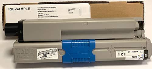 Toner Oki ES3452 MFP ES5431 ES5462 MFP - Negro - 7.000 PAGINAS A4 (Ein/ISO) - CÓDIGO SAP Oki: 44973512 - EAN Original Oki: 5031713054900 - Peso: 439 Gramos - REGENERADOS, RECONSTRUIDOS