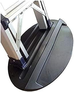 Extension Ladder Stop Mat, Safe Non-Slip Anti-Skid Anti-Slip Stopper Mat, Soft Rubber 27
