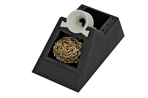 Ersa Ablageständer für Lötkolben und i-Tool Nano mit feuerfestem Keramik-Ablagetrichter, 0A52