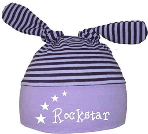 Gorro de 2 puntas, diseño de estrella de Rockstar