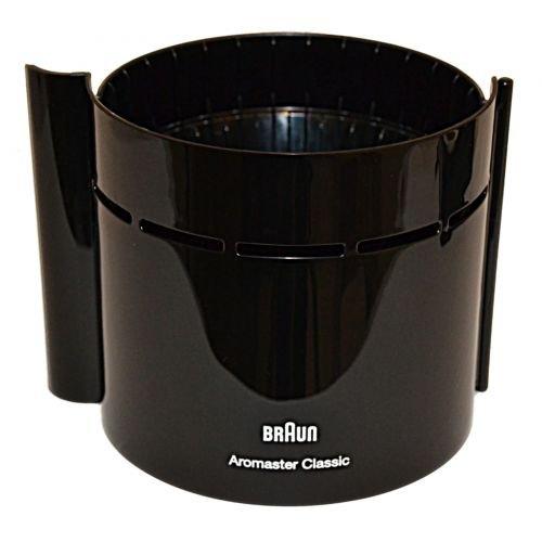 Braun Kaffeefilter für aromaster KF47 / 4069 und andere laut Liste