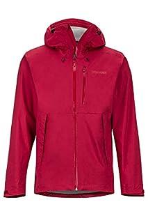 Marmot Magus Men's Lightweight Waterproof Rain Jacket, Brick (B075LF5TFQ) | Amazon price tracker / tracking, Amazon price history charts, Amazon price watches, Amazon price drop alerts