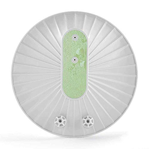 TQMB-A Tragbare Turbine Waschmaschine, Mini-USB-Turbine Waschmaschine, 2 in 1 Hochfrequenz Wäschereinigung für Reisen und Kinder Wäscherei,Grün
