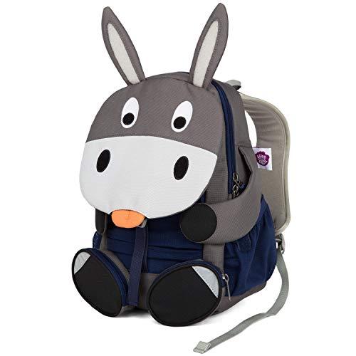 Affenzahn Kinderrucksack für 3-5 Jährige im Kindergarten - Esel