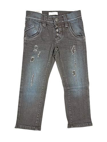 NAME IT Toby Kids Denim Jungen Jeans Kinder Jungs Hose Schwarz 13130487, Größe:104