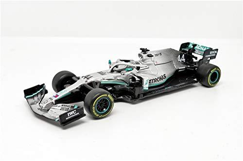 ブラーゴ 1/43 メルセデス ベンツ AMG ペトロナス F1 ルイス ハミルトン Bburago 1:43 2019 Mercedes Benz AMG Petronas F1 FW10 LEWIS HAMILTON NO.44 レース スポーツカー ダイキャストカー Diecast Model ミニカー