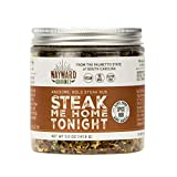 Steak Me Home Tonight - Dry Steak Rub by Wayward Gourmet - Bold Gourmet Steak Rub for Your Favorite...