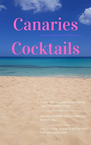 Canaries Cocktails (English Edition)