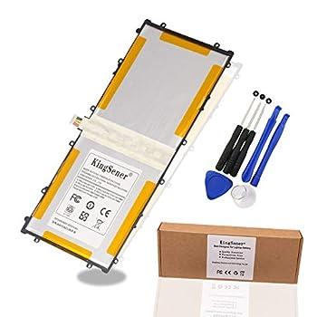 KingSener SP3496A8H Battery For Samsung Google Nexus 10 N10 Table PC P8110 HA32ARB GOOGLE GT-P8110 Tablet Battery Samsung NEXUS 10 16GB/32GB Tablet Battery 3.75V 9000MAH