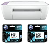HP DeskJet 2331 All-in-One Inkjet Colour Printer & HP 805 Black Inkjet